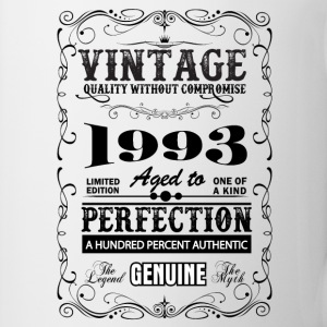 Premium Vintage 1993 Aged To Perfection Mugs & Drinkware - Mug