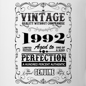 Premium Vintage 1992 Aged To Perfection Mugs & Drinkware - Mug