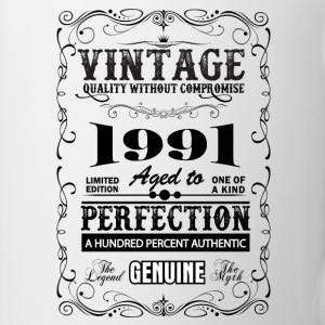 Premium Vintage 1991 Aged To Perfection Mugs & Drinkware - Mug