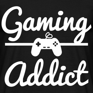 Gaming Addict T-Shirts - Men's T-Shirt