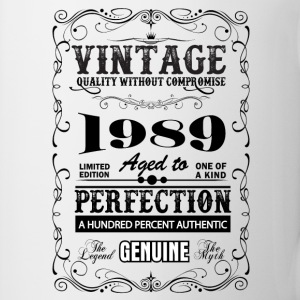 Premium Vintage 1989 Aged To Perfection Mugs & Drinkware - Mug