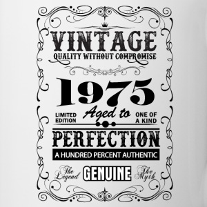 Premium Vintage 1975 Aged To Perfection Mugs & Drinkware - Mug