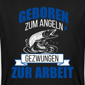 Anglers fishing fish work T-Shirts - Men's Organic T-shirt