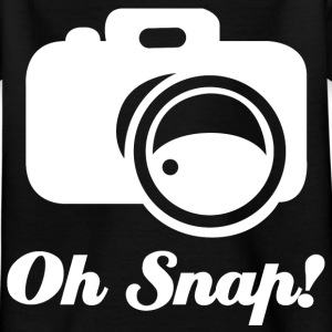 Oh, snap! Shirts - Kids' T-Shirt