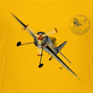 Plane Shirts - Teenage Premium T-Shirt