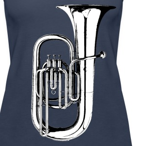 Tuba Tops - Women's Premium Tank Top