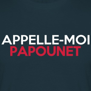APPELLE-MOI  PAPOUNET Tee shirts - T-shirt Homme