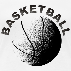 Basketball T-Shirts - Frauen Premium T-Shirt