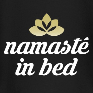 Namaste in bed Baby Long Sleeve Shirts - Baby Long Sleeve T-Shirt