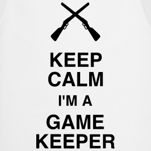 Game Keeper Hunting Wildhüter Garde Chasse  Aprons - Cooking Apron