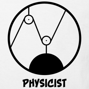 Physicist - physicist Shirts - Kids' Organic T-shirt