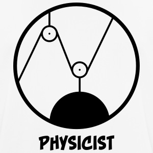 Physicist - physicist T-Shirts - Men's Breathable T-Shirt