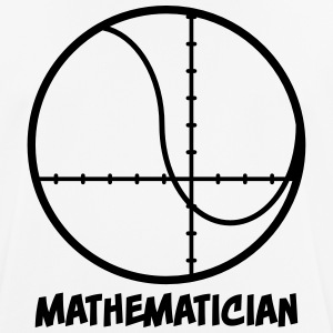 Mathematician - mathematician T-Shirts - Men's Breathable T-Shirt