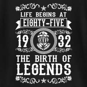 1932 - 85 years - Legends - 2017 Baby Long Sleeve Shirts - Baby Long Sleeve T-Shirt
