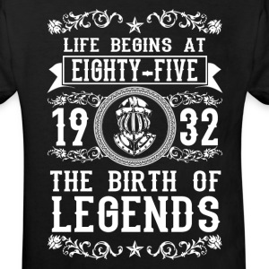 1932 - 85 years - Legends - 2017 T-Shirts - Kinder Bio-T-Shirt