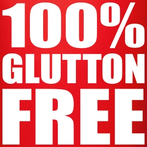 100% Glutton Free - Diet Humour Mugs & Drinkware - Full Colour Mug
