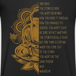 Buddhism T-Shirts - Men's V-Neck T-Shirt
