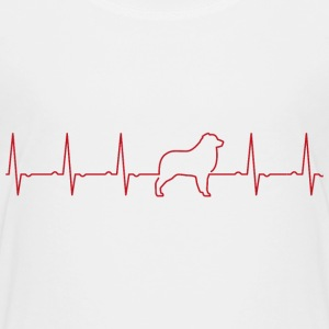 EKG Aussie Shirts - Teenage Premium T-Shirt
