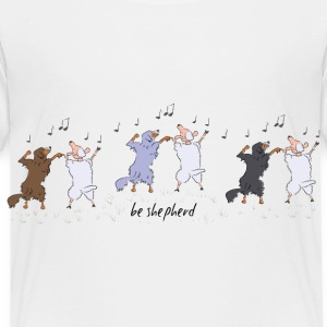 Shepherds and Sheep Shirts - Kids' Premium T-Shirt