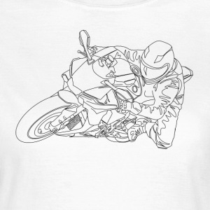 motorcycle T-Shirts - Frauen T-Shirt