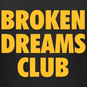 Broken dreams club T-shirts - Vrouwen T-shirt