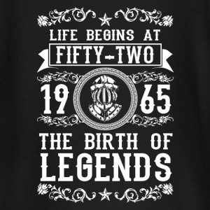 1965 - 52 years - Legends - 2017 Baby Langarmshirts - Baby Langarmshirt