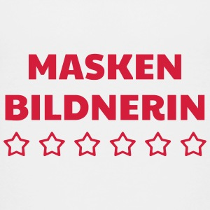 Schminke / Make-up / Maskenbildnerin / Mode T-Shirts - Teenager Premium T-Shirt