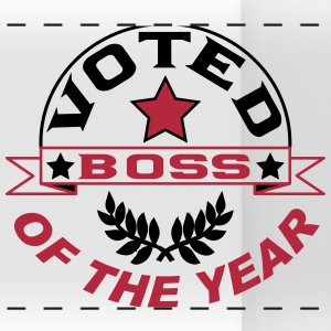Voted boss of the year Bouteilles et Tasses - Tasse panorama