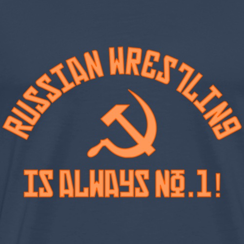 Russian Wrestling no.1