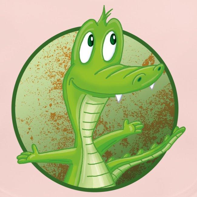 Kroko - Baby Bio-Lätzchen