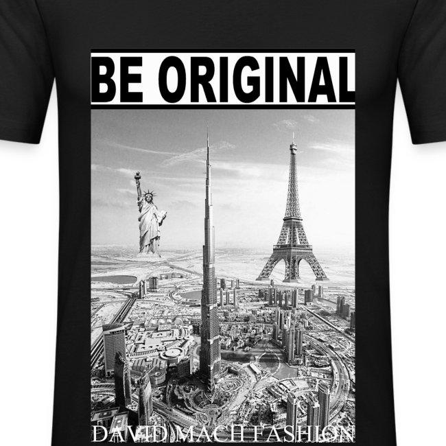 T-shirt Homme Be Original