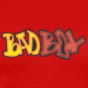 bad boy graffiti - Men's Premium T-Shirt
