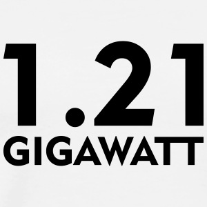 1.21 Gigawatt Version-3 - Männer Premium T-Shirt