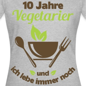 vegetarier - Frauen T-Shirt