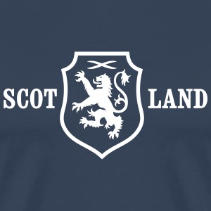 SCOTLAND COAT OF ARMS T-Shirts - Men's Premium T-Shirt