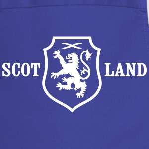 SCOTLAND COAT OF ARMS  Aprons - Cooking Apron