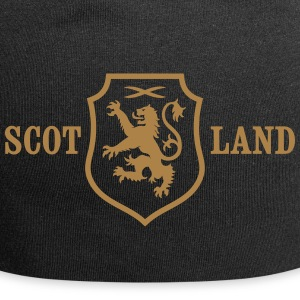 SCOTLAND COAT OF ARMS Caps & Hats - Jersey Beanie
