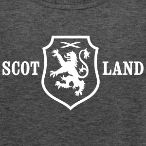 SCOTLAND COAT OF ARMS Tops - Women's Tank Top by Bella