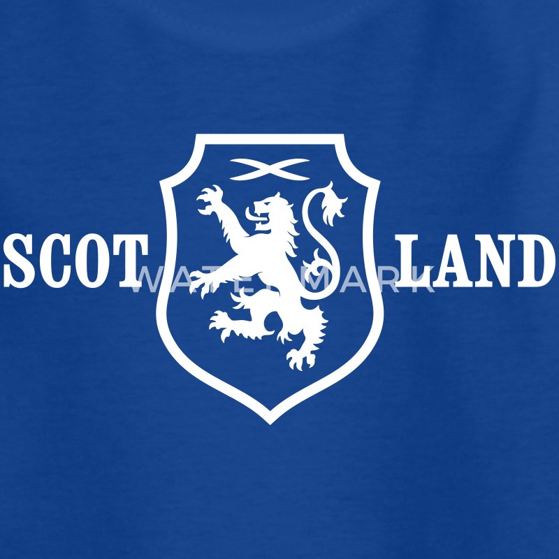SCOTLAND COAT OF ARMS Shirts - Kids' T-Shirt