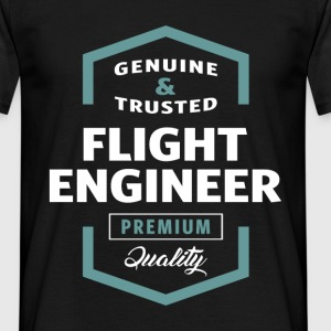 Flight Engineer | Gift Ideas - Men's T-Shirt