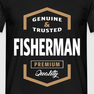 Fisherman | Gift Ideas - Men's T-Shirt