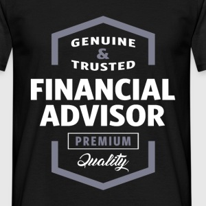 Financial Advisor | Gift Ideas - Men's T-Shirt