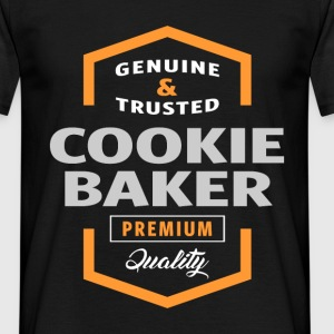 Cookie Baker | Gift Ideas - Men's T-Shirt