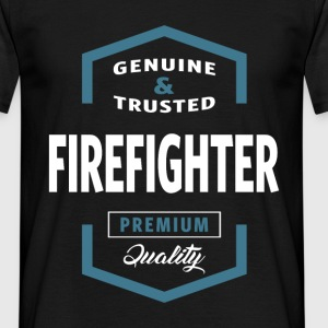 Firefighter | Gift Ideas - Men's T-Shirt