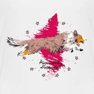 Australian Shepherd Shirts - Teenage Premium T-Shirt