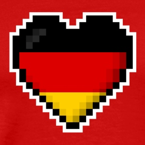 LOVE Germany - Männer Premium T-Shirt