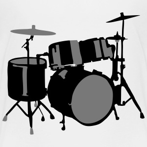 Schlagzeug, Drums T-Shirts - Teenager Premium T-Shirt
