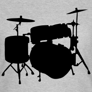 Drums T-Shirts - Women's T-Shirt