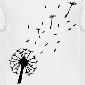 Flying Dandelion Shirts - Teenage Premium T-Shirt