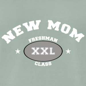 New Mom FRESHMAN CLASS - Men's Premium T-Shirt